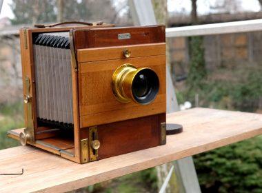 Starý foťák