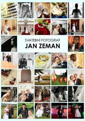 Svatební fotograf Jan Zeman
