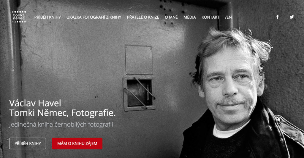 Tomki Němec Václav Havel