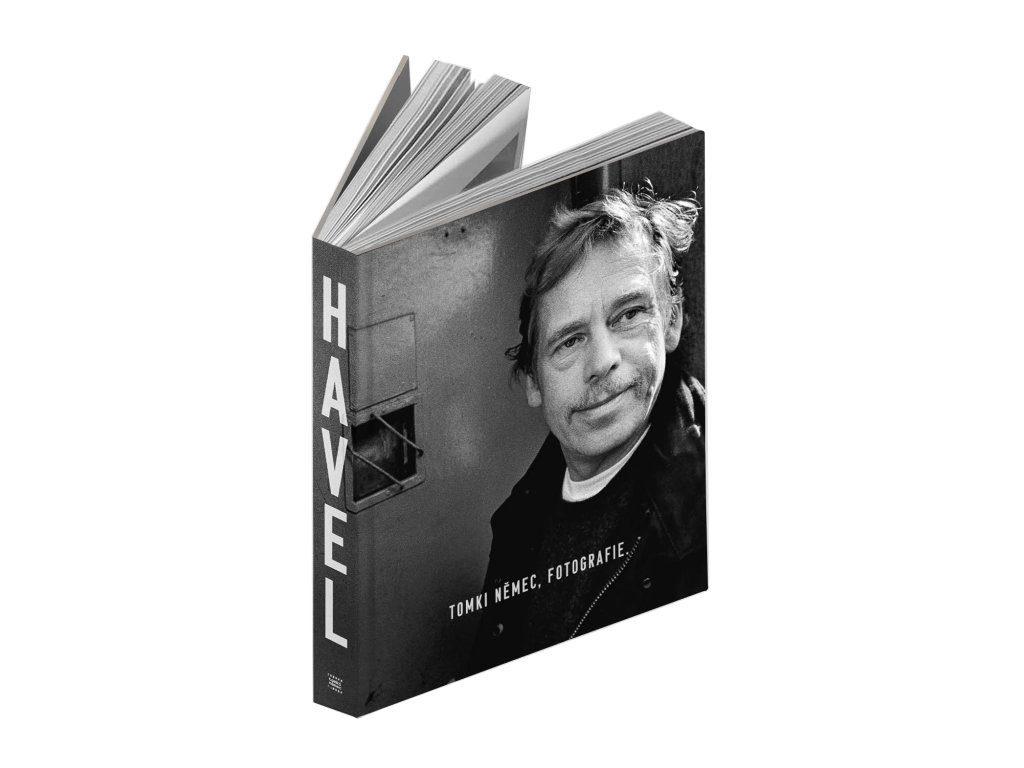 Tomki Němec Václav Havel Fotografie
