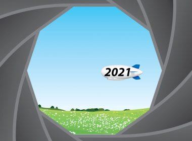 Vzducholoď - budoucnost focení